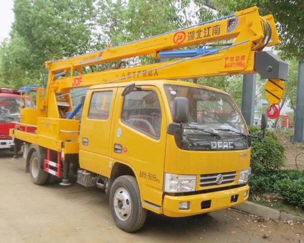 东风16米型高空作业车