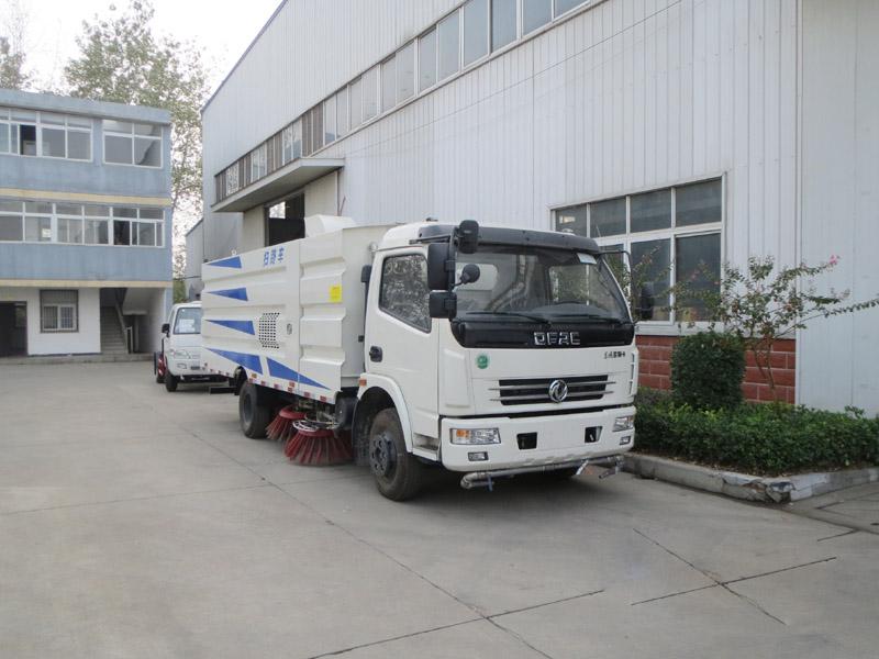 HYS5090TXSE5型洗扫车