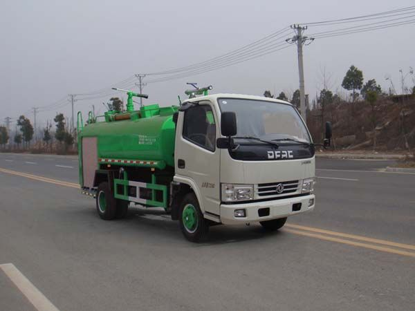 JDF5070GPSE5型绿化喷洒车