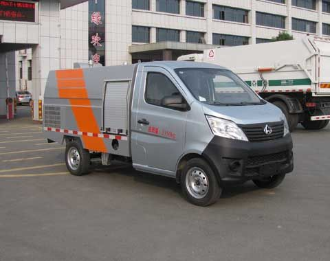 XZL5027GQX5型清洗车