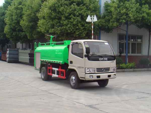 JDF5070GPSL5型绿化喷洒车