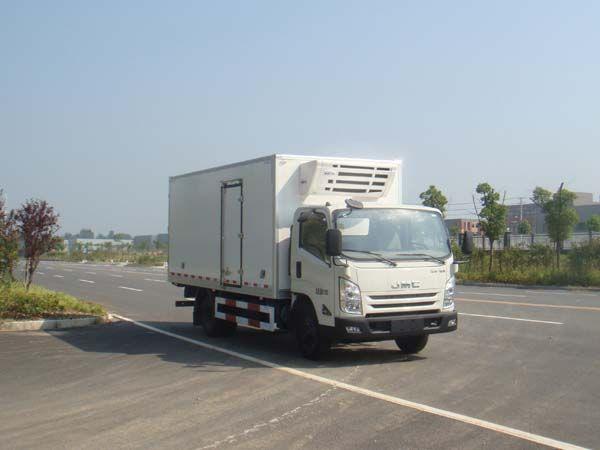 JDF5080XLCJ5型冷藏车