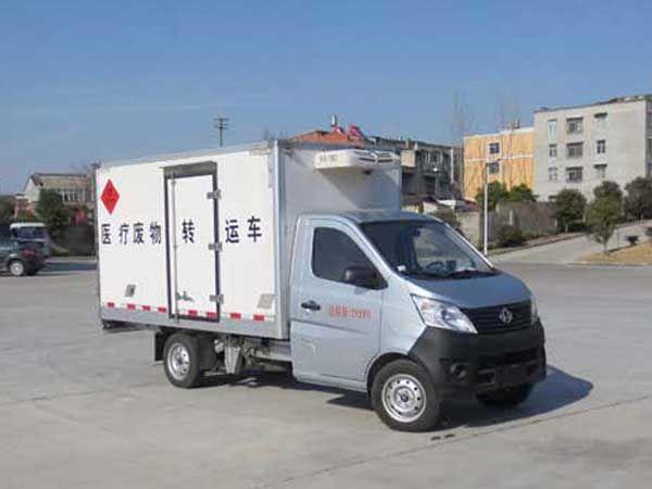 JDF5020XYYS5型医疗废物转运车