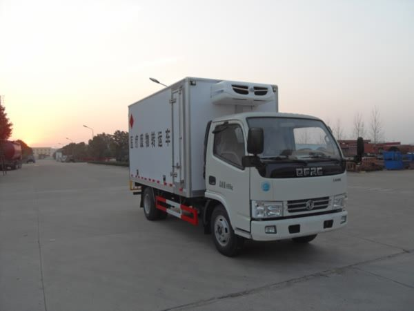 JDF5040XYYE5型医疗废物转运车
