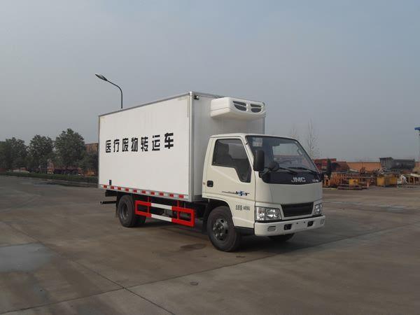 JDF5041XYYJ5型医疗废物转运车