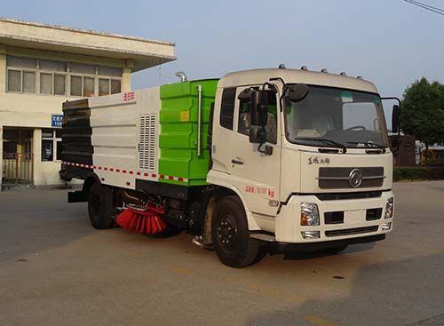 HYS5181TXSE5型洗扫车