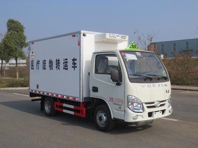 JDF5030XYYSH5型医疗废物转运车