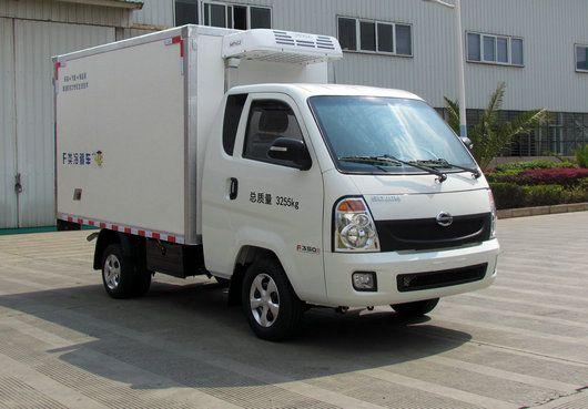 LFJ5031XLCSCG1型冷藏车