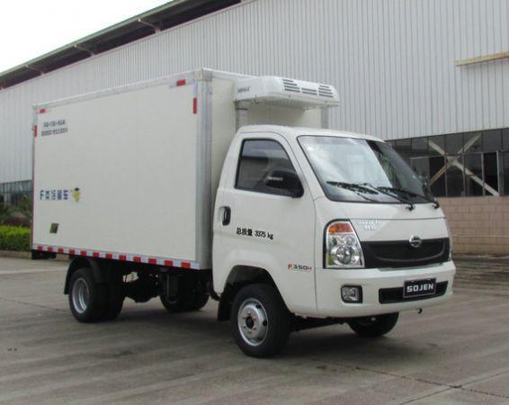 LFJ5032XLCSCG1型冷藏车