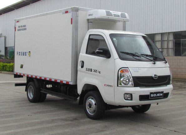 LFJ5040XLCSCG1型冷藏车