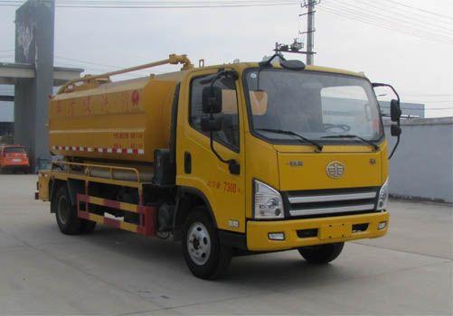 SZD5077GQWCA5型清洗吸污车