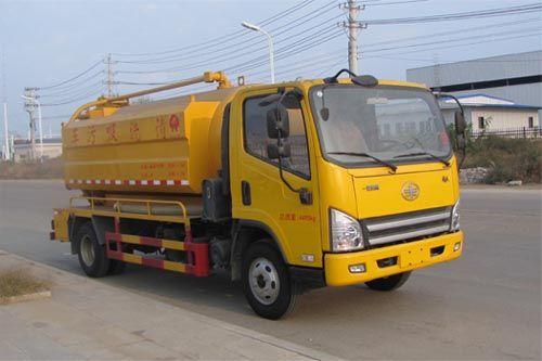 SZD5047GQWCA5型清洗吸污车