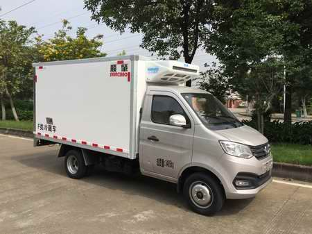 SZP5030XLCSC1型冷藏车
