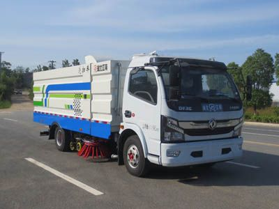 JDF5120TXSE6型洗扫车