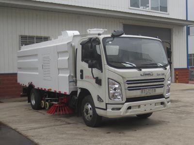 JDF5080TXSJ6型洗扫车