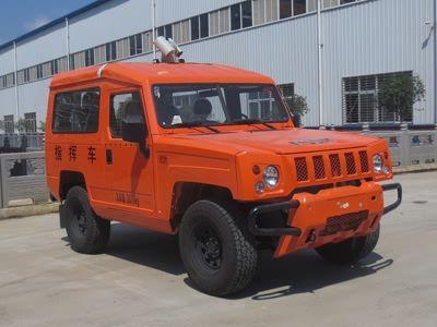 JDF5031XZHB6型森林防火指挥车