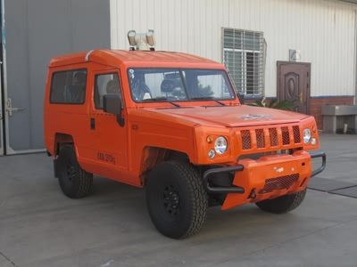 JDF5030TXUBAW6型巡逻车