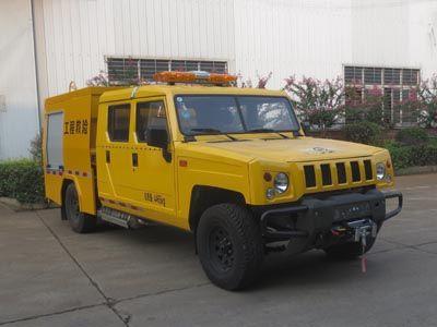 JDF5041XXHBAW6型救险车