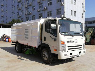 JDF5110TXSCG6型洗扫车